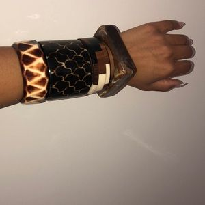 Beautiful African inspired bracelets